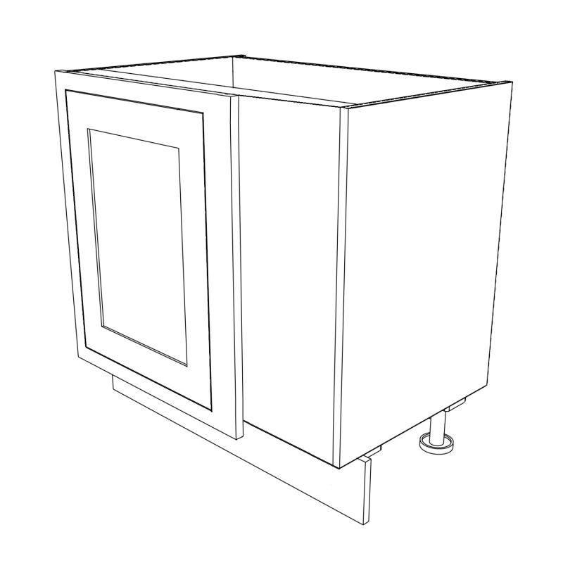 KR1 Base Corner Left Hand 3D
