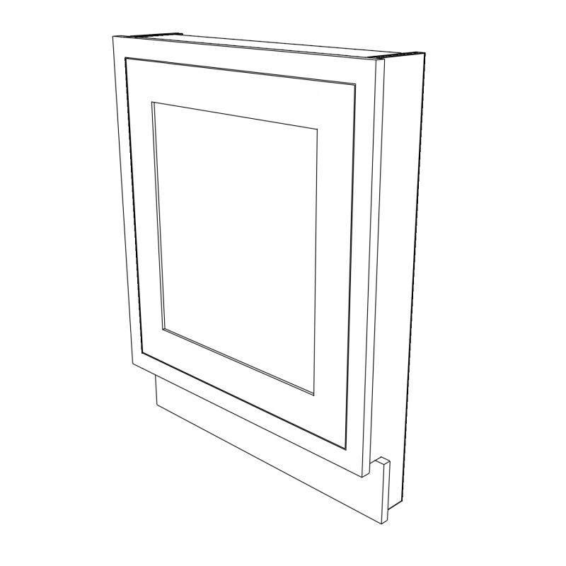 KR1 Base Freestanding Appliance Housing 3D