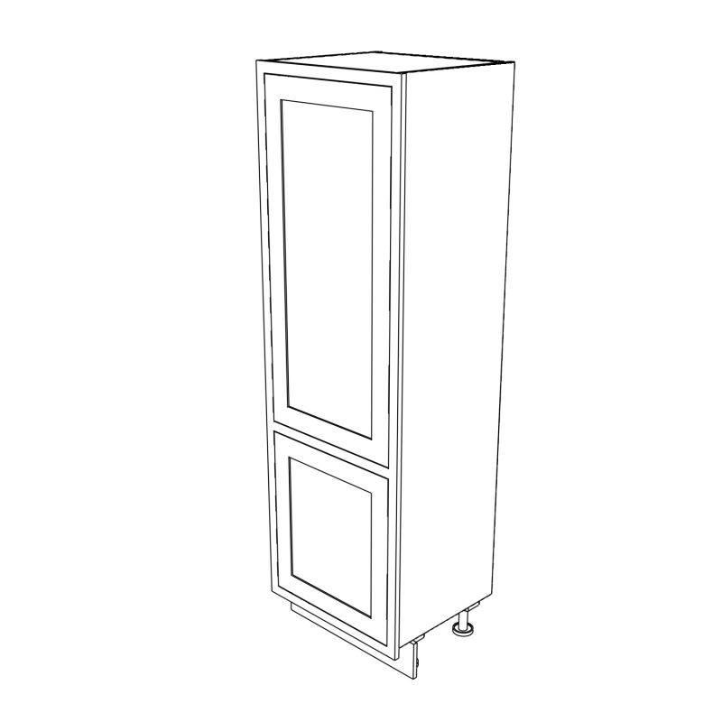 KR1 Tall Fridge Freezer Housing 680 3D