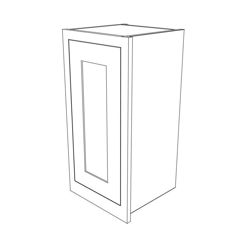 KR1 Wall units single 400 3D