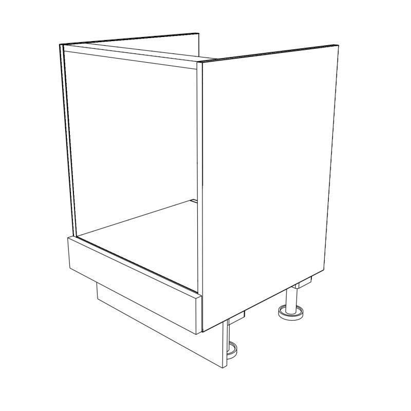 KR2 Base Built under Oven Housing 3D