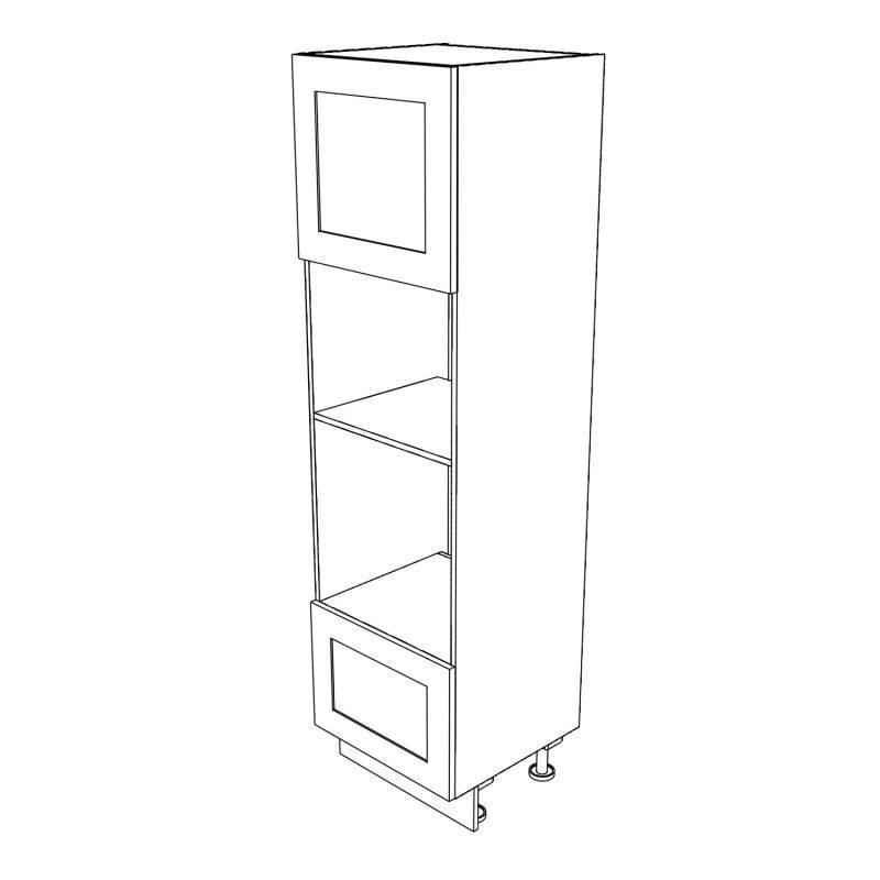 KR2 Tall Double Appliance Housing 3D