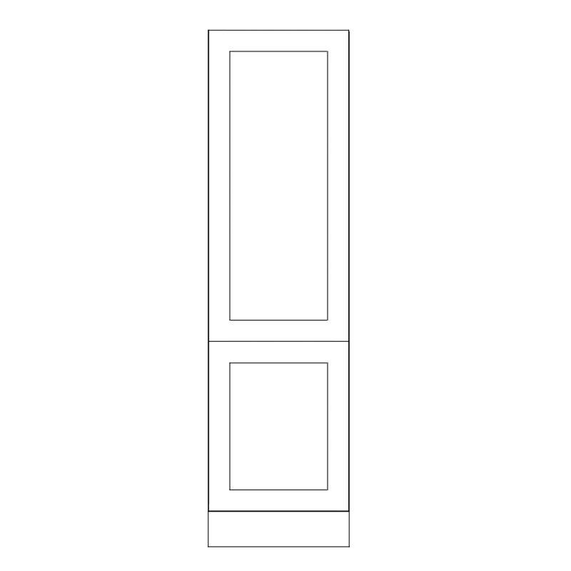 KR2 Tall Fridge Freezer Combi Housing 1