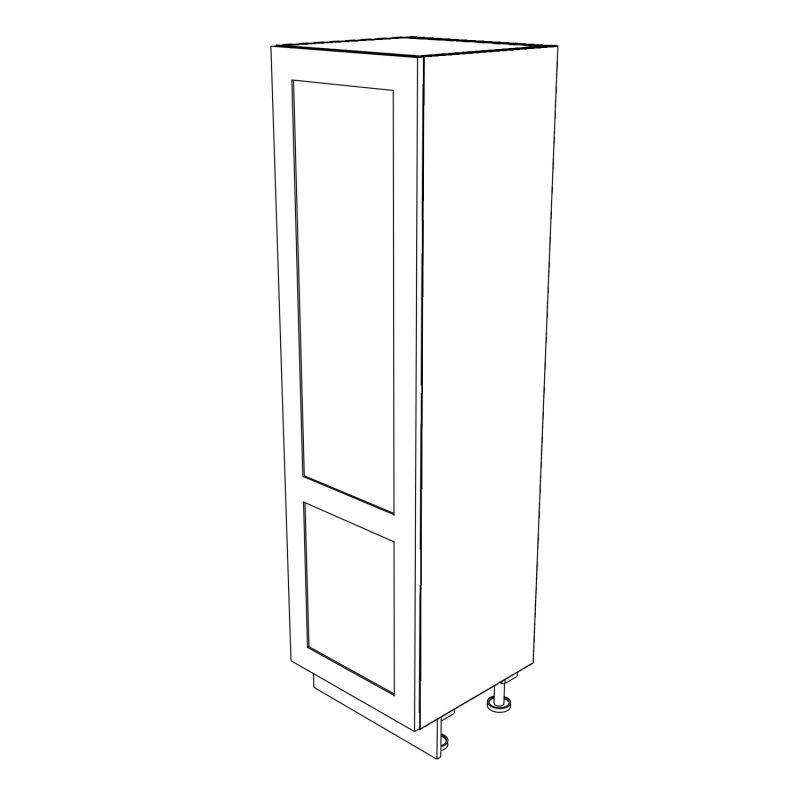 KR2 Tall Fridge or Freezer Housing 600 3D