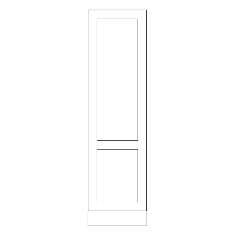 KR2 Tall Fridge or Freezer Housing 600